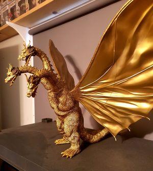 X-Plus King Ghidorah 1964 Figure / Toy (Godzilla) for Sale in Bellflower, CA