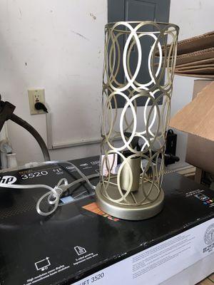 gold lamp for Sale in Yorktown, VA