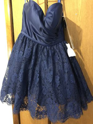 Navy blue dress for Sale in Bedford Park, IL