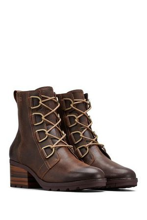 "SOREL ""CATE"" WATERPROOF LACE UP BOOT for Sale in Philadelphia, PA"