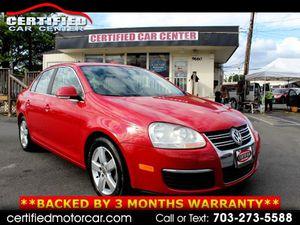 2008 Volkswagen Jetta Sedan for Sale in Fairfax, VA