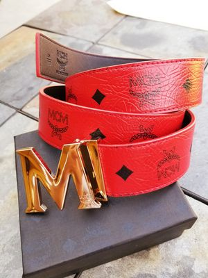 MCM Belt New for Sale in Fresno, CA