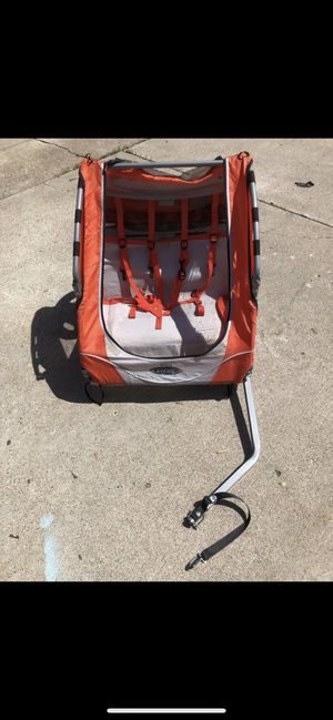 Kids pull behind bike trailer for Sale in South Saint Paul, MN