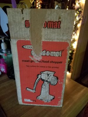 Used, Rival meat and food grinder for Sale for sale  Centre Hall, PA