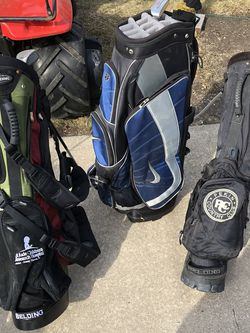 Miscellaneous Golf Globs And Bags for Sale in Washington,  IL