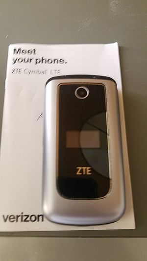 Verizon ZTE Prepaid Phone with $15 credit for Sale, used for sale  Glendale, AZ