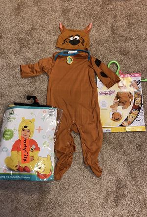 Scooby Doo Halloween costume 12-18 months for Sale in Centreville, VA