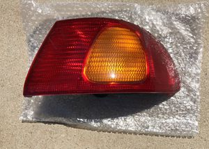 1998 - 2002 Toyota Corolla RH( Passenger ) Tail light NEW for Sale in San Diego, CA
