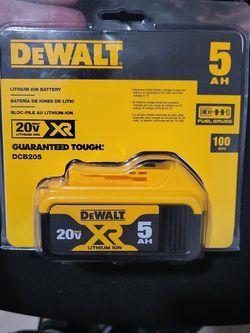Dewalt 20v XR Battery BRAND NEW for Sale in Portland,  OR