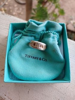 Tiffany Ring Size 7 for Sale in Wildomar,  CA