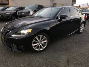 2016 Lexus IS for Sale in Little Ferry, NJ