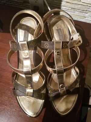 Louis Vuitton heels for Sale in Miami, FL