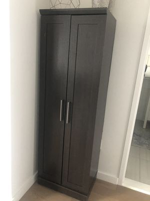 Cabinet with doors for Sale in Jersey City, NJ