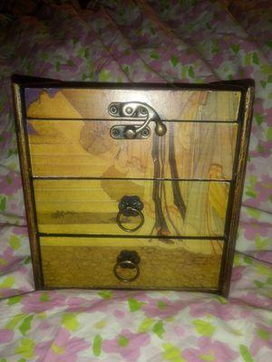 Unique jewelry box for Sale in Marysville, WA