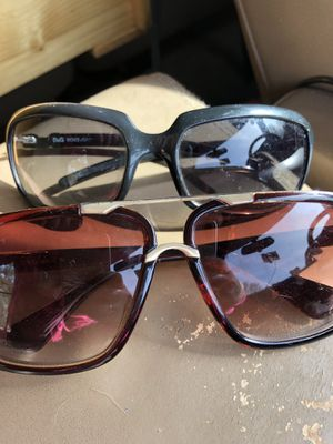 Dolce and Gabanna sunglasses for Sale in Kingsport, TN