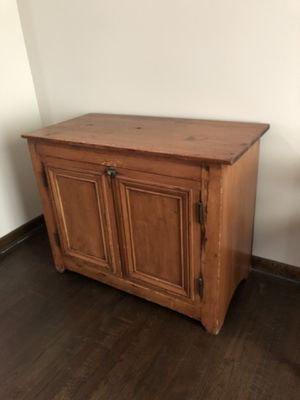 Antique cabinet for Sale in North Chesterfield, VA