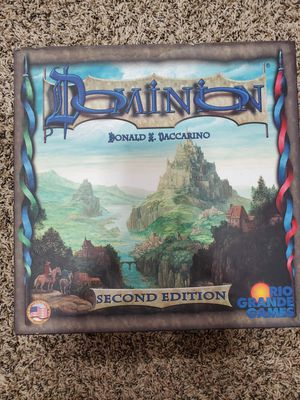 Dominion board game for Sale in Oregon City, OR