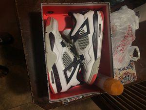 Jordan 4 size 12 for Sale in St. Louis, MO