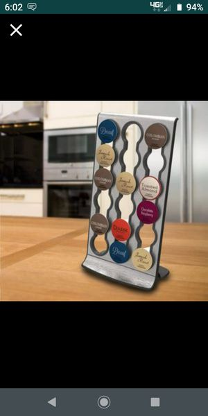 Keurig K-Cup stand holder NEW in BOX for Sale in Moreno Valley, CA