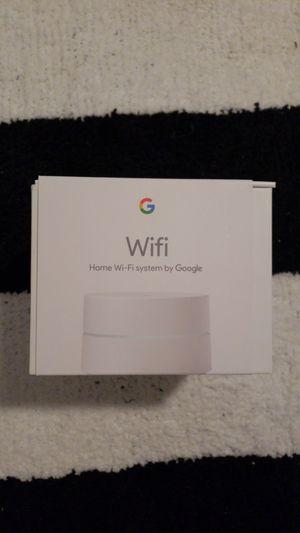 Google wi-fi Router - Brand New for Sale in Atlanta, GA