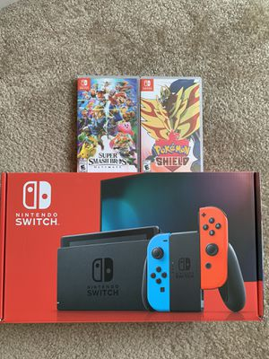 Brand New Nintendo Switch V2 for Sale in Milford, MA
