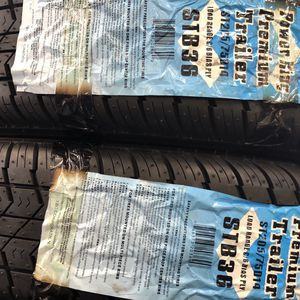 Power King Trailer Tires for Sale in Hanover, MD