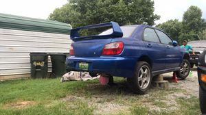 2002 Subaru wrx for Sale in Thompson's Station, TN