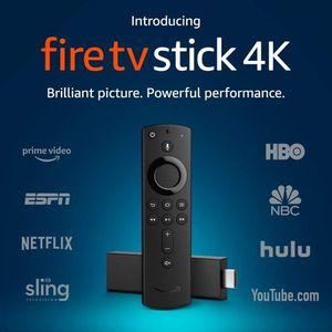 Amazon FIRESTICK 4K for Sale in Roy, UT