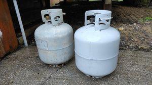 Propane tanks (2) for Sale in Springfield, VA