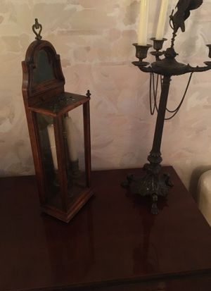 Vintage candelabra for Sale in Delray Beach, FL