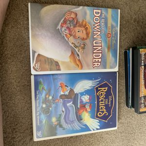 $3 Blu-ray Disney collection like new excellent condition got lots more movies not shown between $5 some rare finds collected for Sale in El Cajon, CA