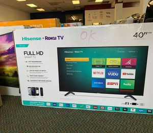 "BRAND NEW HISENSE 40"" tv 5G for Sale in Georgetown, TX"