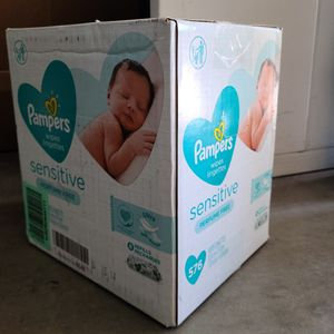 Pampers Wipes for Sale in Rancho Cucamonga, CA