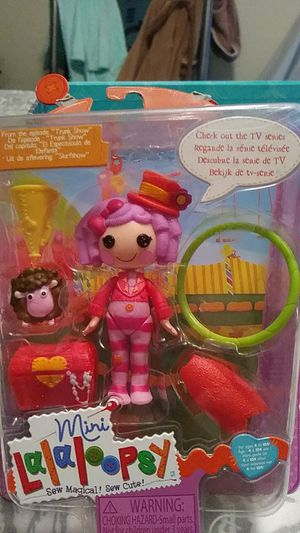 Lalaloopsy doll for Sale in Fresno, CA