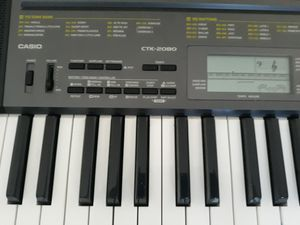 OG Casio Keyboard CTK-2080 for Sale in San Diego, CA
