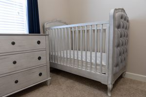 New Crib, Mattress, and Waterproof Mattress Cover from Restoration Hardware for Sale in Mt. Juliet, TN