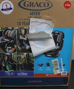 Graco 4Ever 4-In-1 Car Seat for Sale in Whittier,  CA