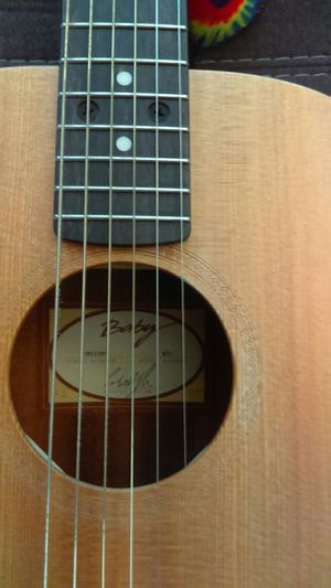 Taylor baby acoustic guitar with bag for Sale in Wilmington, DE
