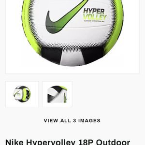 New Nike Hyper Volleyball for Sale in Long Beach, CA