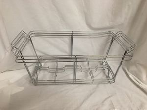 Set of 3 new chafing dishes / pans / wire rack bases for Sale in El Mirage, AZ
