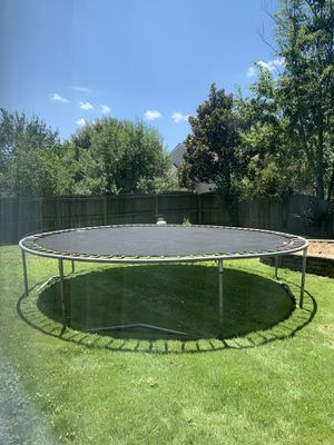 Trampoline for Sale in Raleigh, NC
