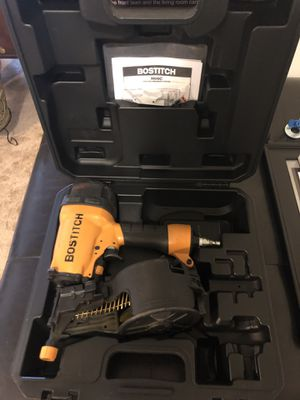 3 Bostitch N66C Industrial Siding Nailers perfect condition!!! for Sale in Los Angeles, CA
