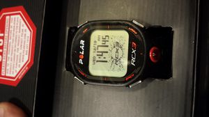 Polar RCX3 Run sport watch for Sale in Wasilla, AK
