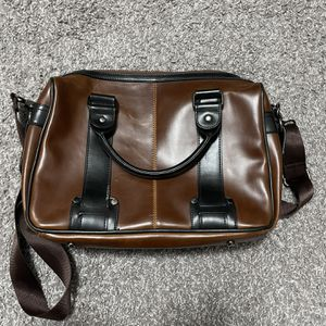 Cognac Messenger/crossbody Bag for Sale in Center Line, MI