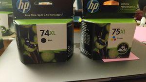 OEM HP Printer ink cartridges for Sale in Mattawa, WA