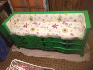 New French Provincial Bench W/Storeage-One Of A Kind-Delivery For Fee-P/U In Irvington-MC-FCFS for Sale in Irvington, AL