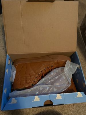 Vans Toy Story Woody size 9 for Sale in Gaithersburg, MD