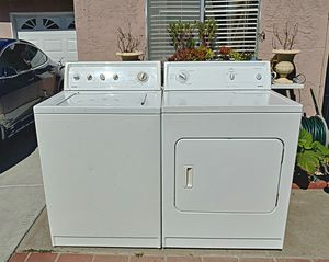 Kenmore washer and electric dryer set for Sale in Oceanside, CA