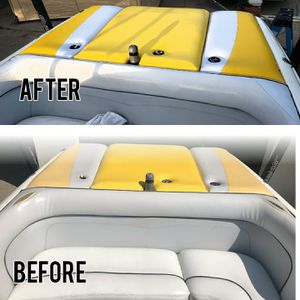 BOAT, SEADOO, GOLF CART, TRACTOR SEATS and more UPHOLSTERY SERVICES for Sale in Kingsburg, CA