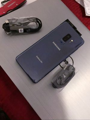 """Samsung Galaxy S9+ 64GB ,,Factory UNLOCKED Excellent CONDITION """"as like nEW"""" for Sale in Springfield, VA"""